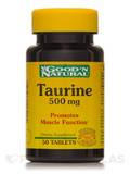 Taurine 500 mg - 50 Tablets
