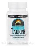Taurine 500 mg - 60 Tablets