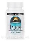 Taurine 500 mg 60 Tablets