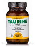 Taurine 500 mg with B6 - 100 Tablets