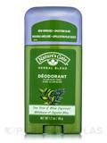 Tea Tree & Blue Cypress Deodorant Stick - 1.7 oz (48 Grams)