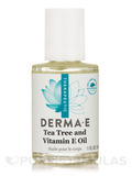 Tea Tree and Vitamin E Oil - 1 fl. oz (30 ml)