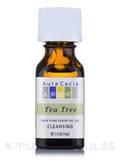Tea Tree Essential Oil (melaleuca alternafolia) - 0.5 fl. oz