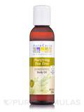 Tea Tree Harvest Aromatherapy Body Oil 4 fl. oz