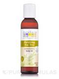 Tea Tree Harvest Aromatherapy Body Oil - 4 fl. oz