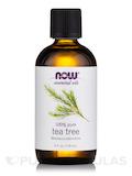 NOW® Essential Oils - Tea Tree Oil - 4 fl. oz (118 ml)