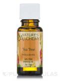 Tea Tree Pure Essential Oil 0.5 oz