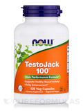 TestoJack 100 - 120 Veg Capsules