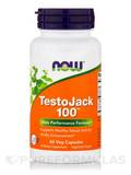 TestoJack 100 60 Vegetarian Capsules