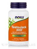 TestoJack 300™ Extra Strength 60 Vegetable Capsules