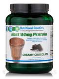 Best Whey Protein, Creamy Chocolate - 30 Servings (2.09 lbs / 950 Grams)