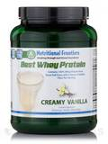 Best Whey Protein (Creamy Vanilla) - 30 Servings (2.09 lbs / 950 Grams)