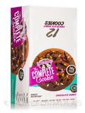 The Complete Cookie Chocolate Donut - Box of 12 Count (4 oz / 113 Grams Each)