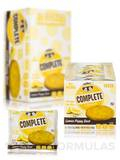 The Complete Cookie Lemon Poppy Seed - Box of 12 Count (4 oz / 113 Grams Each)