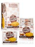 The Complete Cookie Snickerdoodle - Box of 12 Count (4 oz / 113 Grams Each)