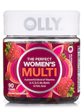The Perfect Women's Multi Gummies, Blissful Berry - 90 Gummies
