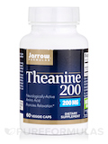 Theanine 200 mg - 60 Capsules