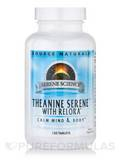 Serene Science® Theanine Serene™ with Relora® - 120 Tablets