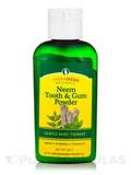 TheraNeem® Naturals Neem Tooth & Gum Powder, Gentle Mint Therapé - 40 Grams