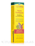 TheraNeem® Naturals Neem Toothpaste, Neem Therapé with Cinnamon - 4.23 oz (120 Grams)