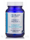 Ther-Biotic® Factor-6 - 60 Vegetarian Capsules