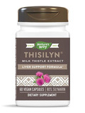 Thisilyn Standardized Milk Thistle Extract 60 Vegetarian Capsules