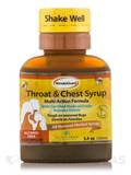 Throat & Chest Syrup - 3.4 oz (100 ml)