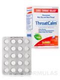 ThroatCalm™ - 60 Quick-Dissolving Tablets
