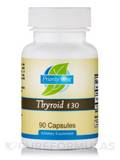 Thyroid 130 mg - 90 Capsules