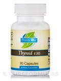 Thyroid 130 mg - 90 Capsules