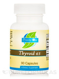Thyroid 65 mg - 90 Capsules