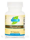 Thyroid 65 mg - 90 Capsules
