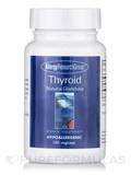 Thyroid Natural Glandular 100 Vegetarian Capsules