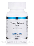 Timed Release Iron - 90 Tablets
