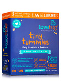 Tiny Tummies (1 - 4 Years) - 1 Box of 30 Stick Packs (1.59 oz / 45 Grams)