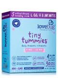 Tiny Tummies (6 - 12 Months) - 1 Box of 30 Stick Packs (1.59 oz / 45 Grams)