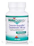 Tocomin SupraBio® Tocotrienols 100 mg - 60 Softgels
