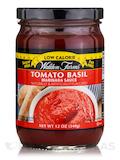 Tomato & Basil Pasta Sauce Jar 12 oz