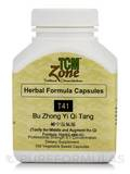 Tonify the Middle and Augment the Qi Formula 100 Capsules