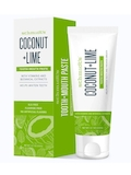 Toothpaste - Coconut Lime - 4.7 oz (133 Grams)