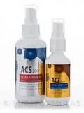 Total Body Detox Kit #2 (ACS200 4 oz & ACZnano 2 oz) (Large Size)