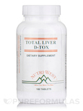 Total Liver D-Tox - 180 Tablets