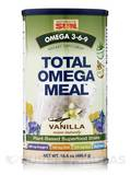 Total Omega Meal Vanilla 16.5 oz