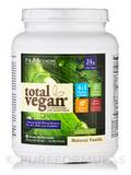 Total Vegan® Natural Vanilla Flavor - 14 Servings (20.74 oz / 588 Grams)