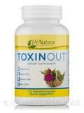 Toxinout - 110 Vegetarian Capsules