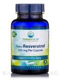 Trans-Resveratrol 250 mg - 60 Vegetarian Capsules