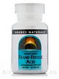 Trans-Ferulic Acid 250 mg 30 Tablets