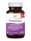 Transitions, Herbs for Menopause - 60 Capsules