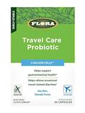 Travel Care Probiotic 5 Billion CFU - 30 Vegetarian Capsules