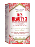 Très Beauty 3 (Collagen, Keratin & Elastin) with Biotin and Hyaluronic Acid - 90 Capsules